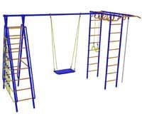 Детский спортивный комплекс Модель №8