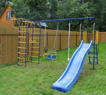 Детский спортивный комплекс - Модель № 21